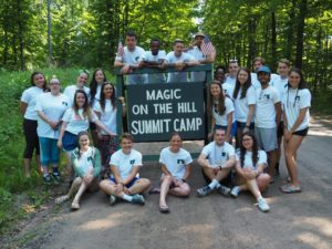 Lower Camp Staff '16