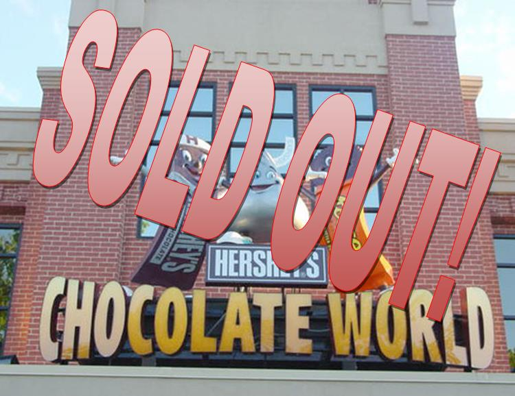 Hershey Park Trip Sold Out Summit Camp Travel
